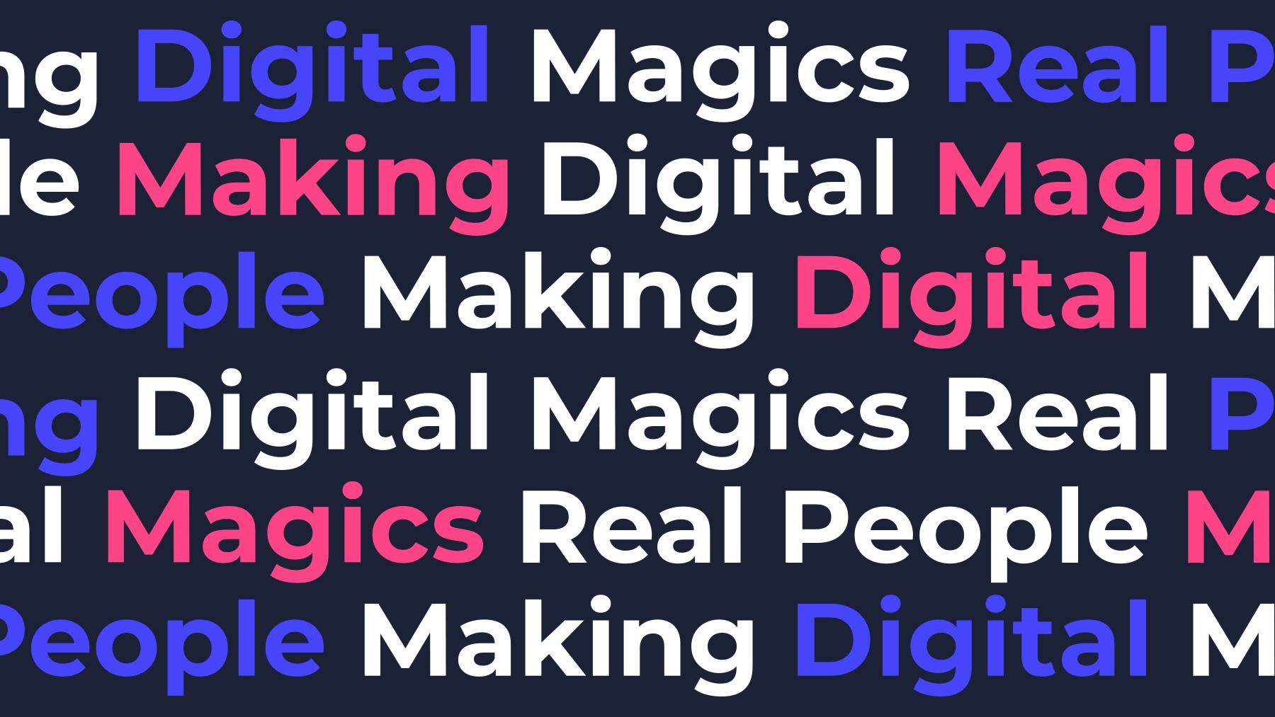 DPlace: siamo Real People Making Digital Magics